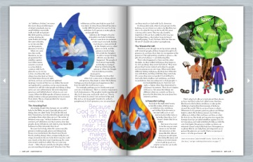 Light and Life article pages 10-11