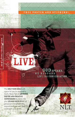 Live Youth Bible - Amie Hollmann