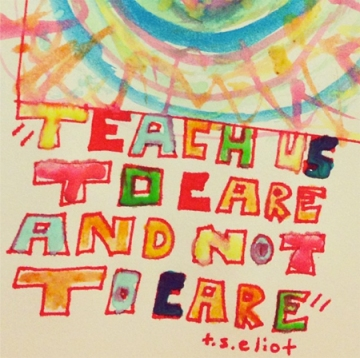 Teach Us to Care